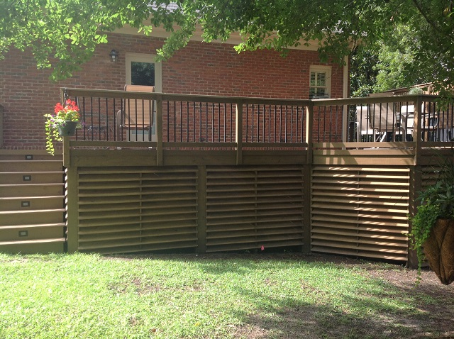 Columbia Sc Timbertech Decks Custom Decks Porches