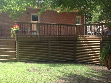 Columbia SC Forest Acres deck builders