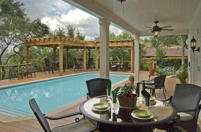 Outdoor living bliss by Archadeck