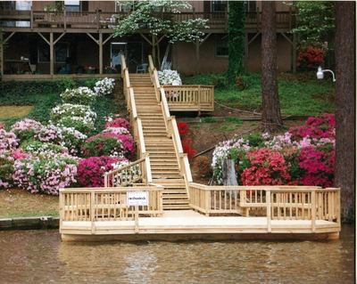 Lakefront And Lakeside Decks Custom Decks Porches