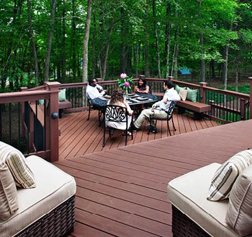 Your very own backyard deck by Archadeck of Central SC