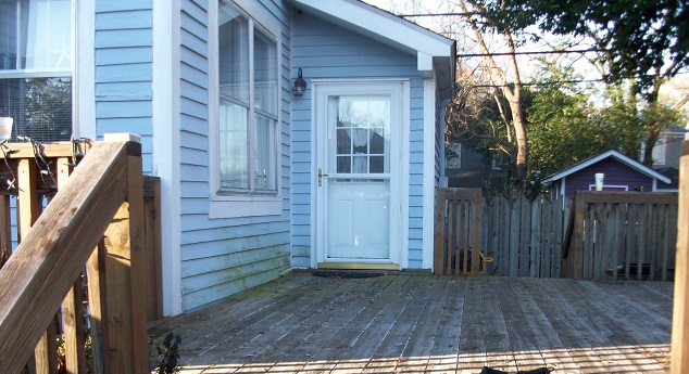 Columbia sc deck to screened porch conversion custom for Balcony noise reduction