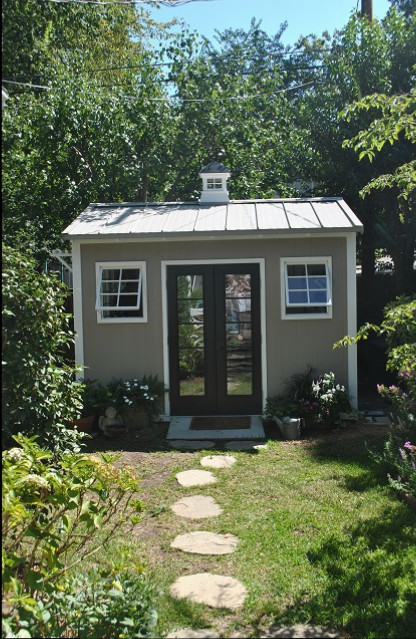 this garden shed in columbia sc gives new meaning to