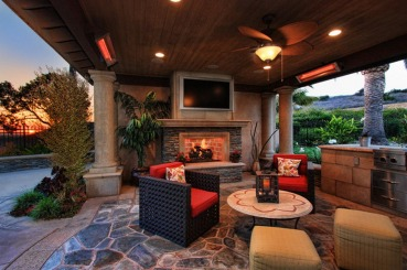 Custom-Wall-Mounted-Infrared-Patio-Heaters-Ideas