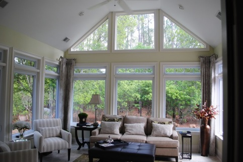 Stunning sunroom addition in NE Columbia, SC.