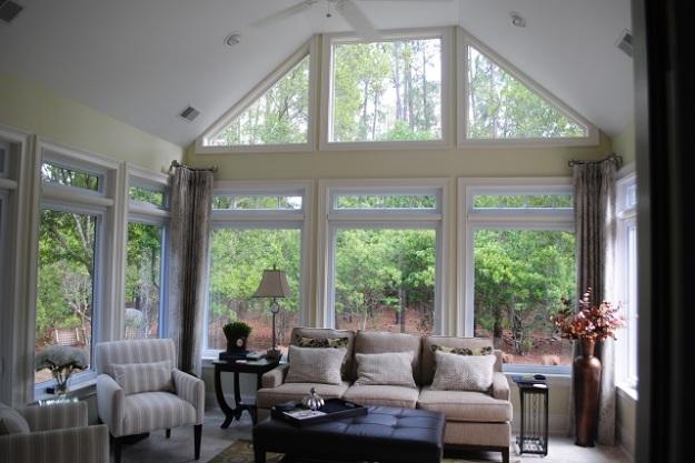 Stunning sunroom addition in NE Columbia, SC.