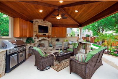 The best place to enjoy the game is in your Central SC ... on Man Cave Patio Ideas id=70725