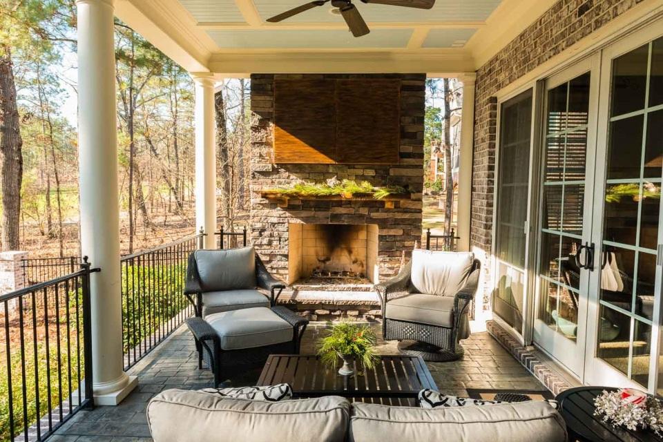 Elgin SC Outdoor Fireplaces