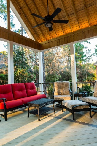 Archadeck of Central SC Screened Porch Addition