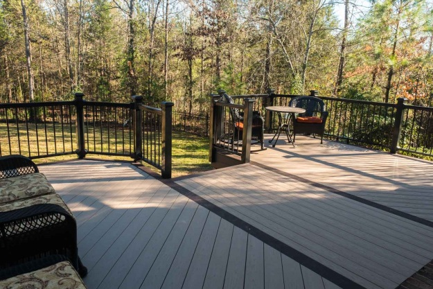 Chapin SC Composite decks