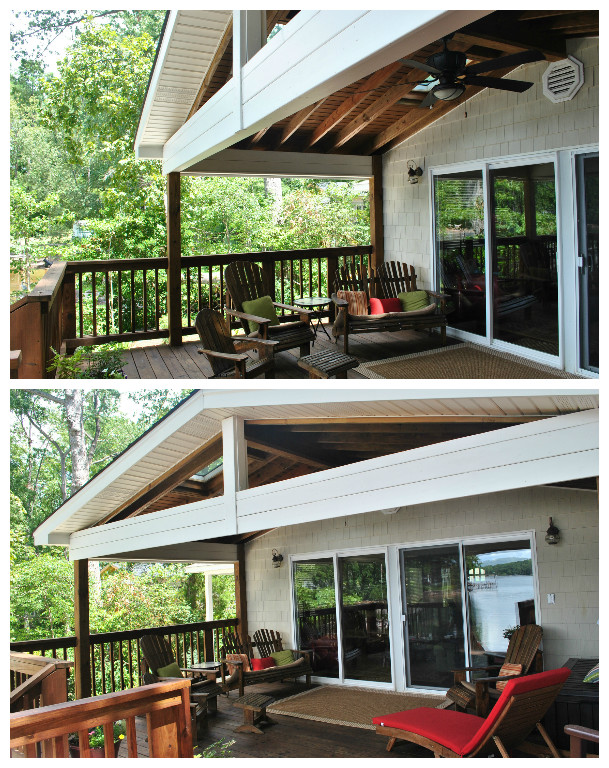 deck-and-porch-extension-on-lake-murray-sc