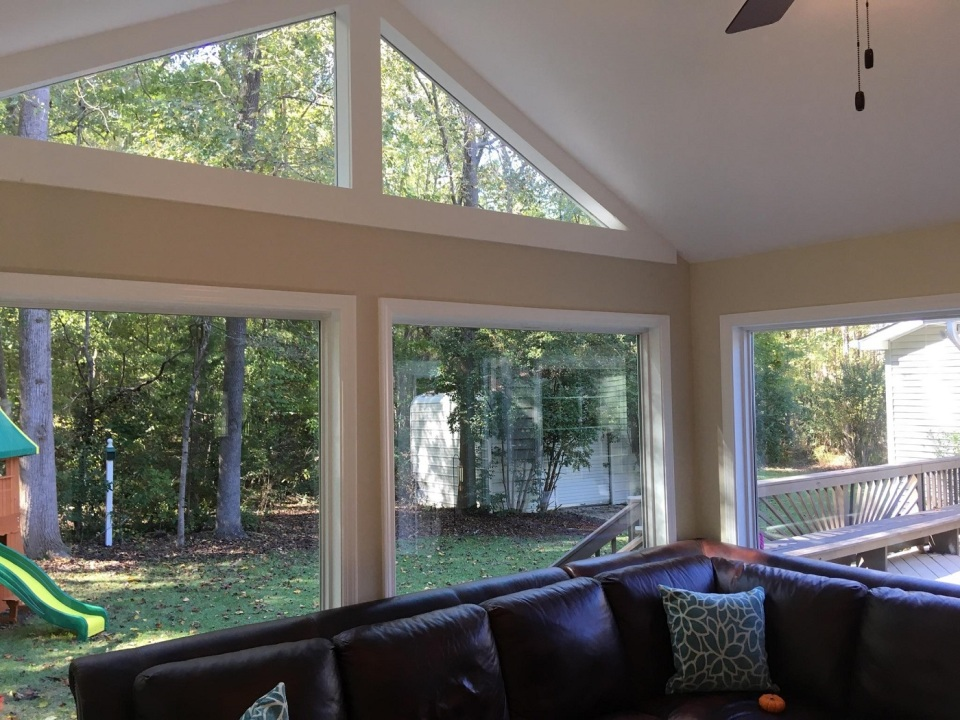 Lexington SC Sunroom Builder