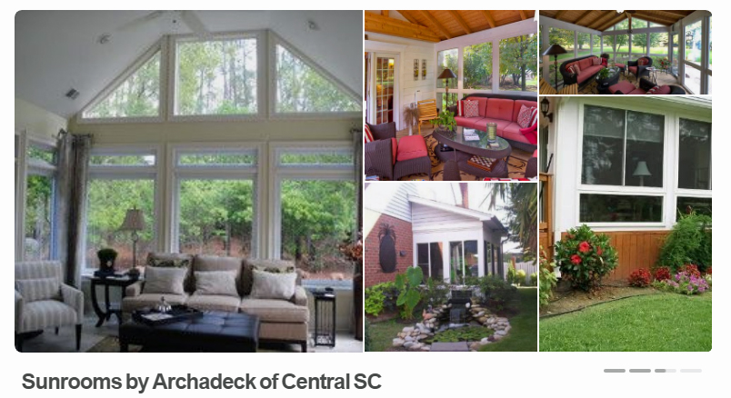 Sunrooms by Archadeck of Central SC