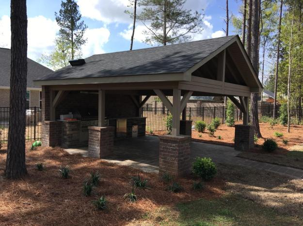 Columbia SC Porch Builder