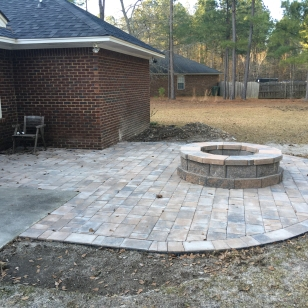 Midlands SC patio builder