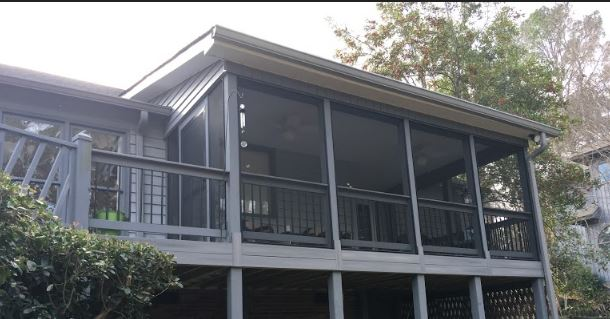 Irmo Screened Porch